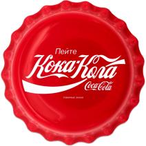 現貨 - 2020斐濟-可口可樂瓶蓋造型(俄羅斯版)-6克銀幣