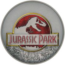 現貨 - 2018紐埃-侏羅紀公園-25週年紀念-1盎司銀幣