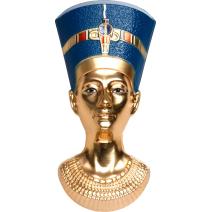 現貨 - 2019帛琉-埃及藝術造型系列-娜芙蒂蒂胸像-3盎司銀幣
