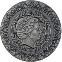 現貨 - 2020紐埃-埃及王后-娜芙蒂蒂-3盎司銀幣