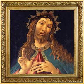 現貨 - 2020紐埃-冠以荊棘的基督-1盎司銀幣