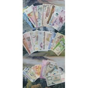 現貨 - 30國鈔票紅包