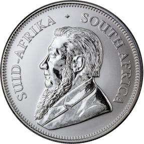 現貨 - 2017南非-克魯格-1盎司銀幣(普鑄)(原廠盒裝版)