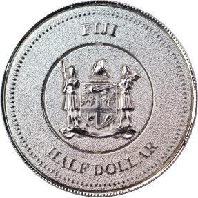 現貨 - 2017斐濟-Marvel 燈光系列-美國隊長-鍍銀-56.29克硬幣