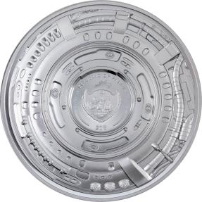 預購(確定有貨) - 2021帛琉-改造人革命-外星人-3盎司銀幣