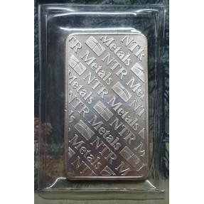 美國NTR-10盎司銀條(國際品牌)