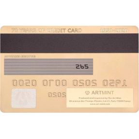 預購(確定有貨) - 2020紐埃-信用卡-70週年紀念-鍍金-造型-46.46克銀幣