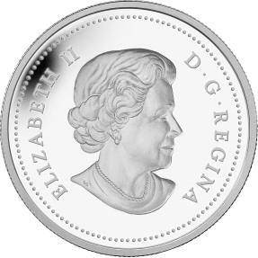 現貨 - 2014加拿大-皇家世代-1盎司銀幣