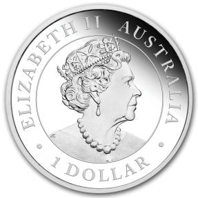 現貨 - 2019澳洲伯斯-鴯鶓-1盎司銀幣