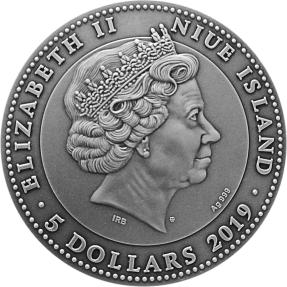 現貨 - 2020紐埃-錨-2盎司銀幣