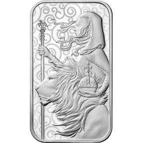 預購(確定有貨) - 2021英國-烏納與獅子-1盎司銀條(普鑄)