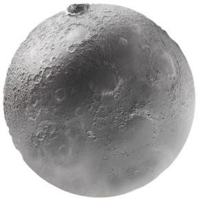 現貨 - 2019紐埃-登陸月球-50週年-月球造型-2盎司銀幣