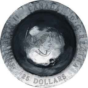現貨 - 2018加拿大-永志不忘-造型-47.6克銀幣