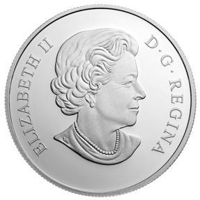 現貨 - 2015加拿大-生肖-羊年-1盎司銀幣