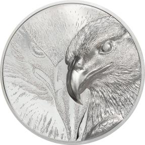 預購(即將到貨) - 2020蒙古-雄偉的鷹-3盎司銀幣