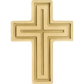 現貨 - 帛琉-十字架-造型-0.5克金幣